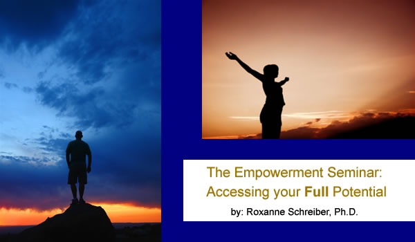 The Empowerment Seminar:  Acessing Your FULL Potential