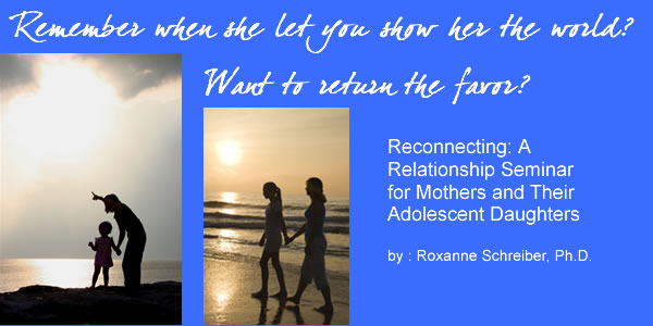 Reconnect and Recreate: A Relationship Seminar for Mothers and Their Adolescent Daughters